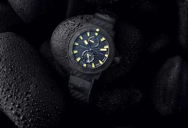 售后服务中心维修好的欧米茄手表展示