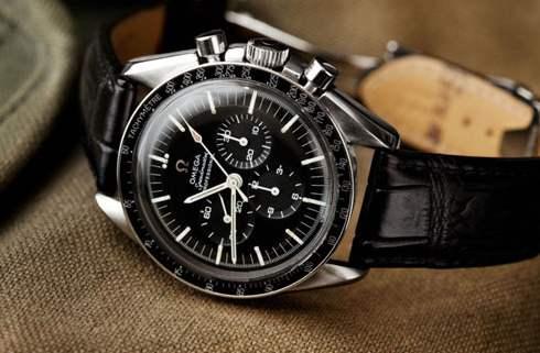 格林尼治型手表的保存原则