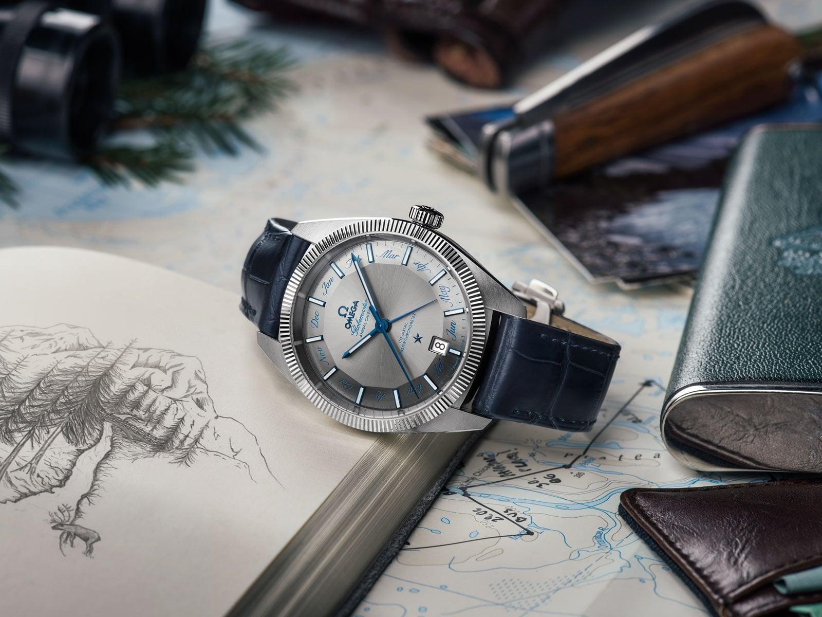 拜登总统的欧米茄手表